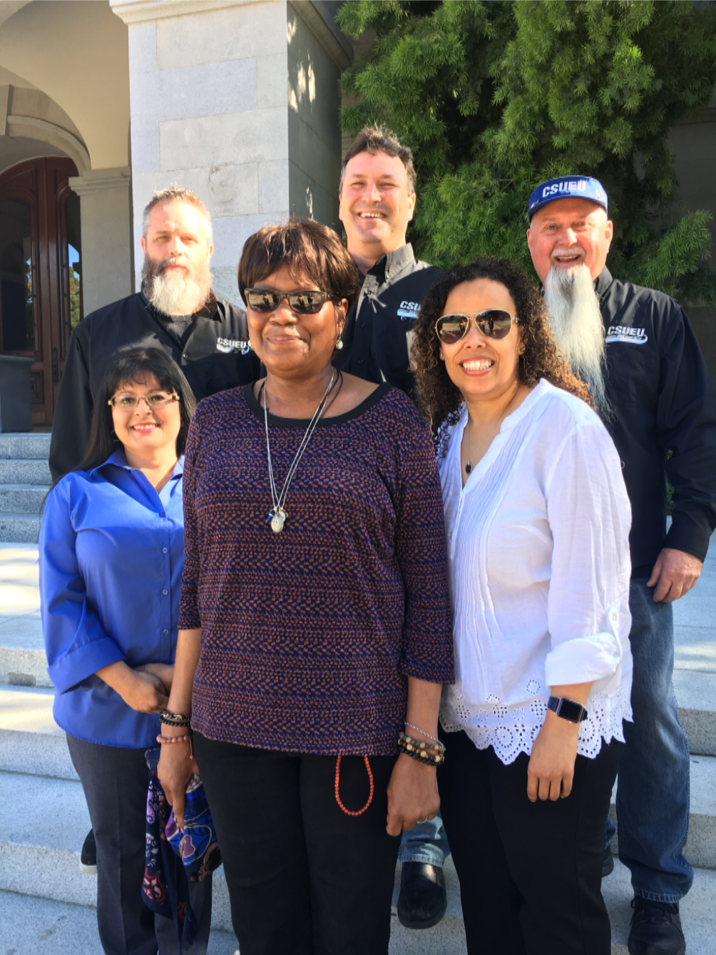 AB 1231 'Steps Bill' Restores Parity for CSU Support Staff