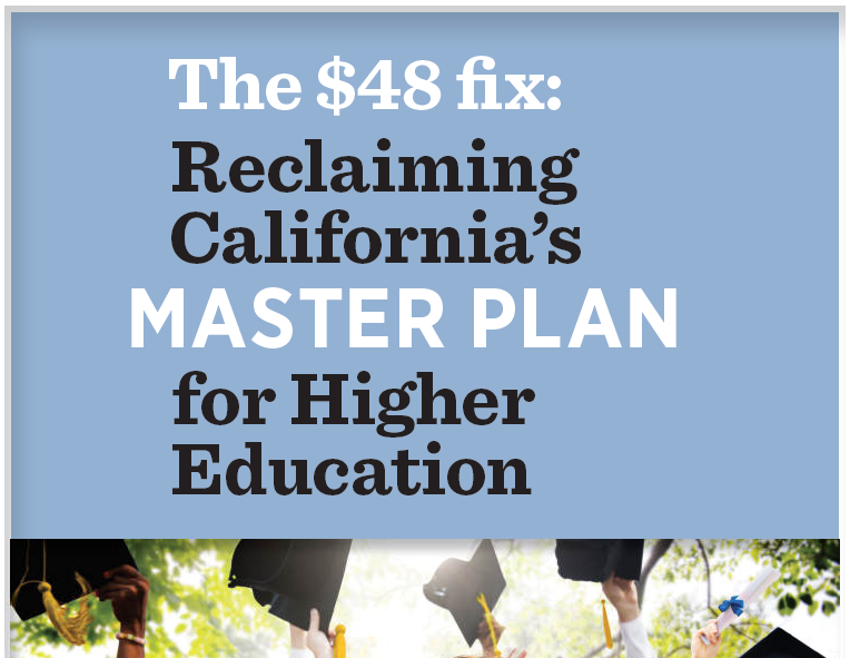 New Report: Free Tuition at CSU, UC and Community Colleges Is Possible