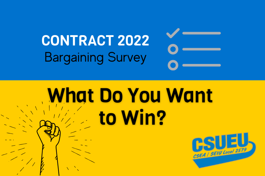 Bargaining Survey: What Do You Want to Win?