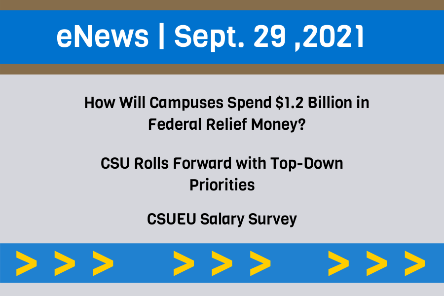 eNews Sept. 29, 2021